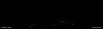 lohr-webcam-26-12-2014-22:40