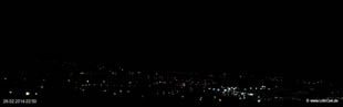lohr-webcam-26-02-2014-22:50