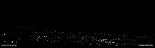 lohr-webcam-28-02-2014-20:30