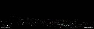 lohr-webcam-28-02-2014-21:00
