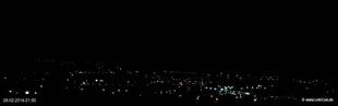 lohr-webcam-28-02-2014-21:50
