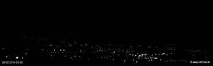 lohr-webcam-28-02-2014-23:00