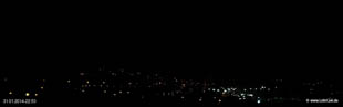 lohr-webcam-31-01-2014-22:50