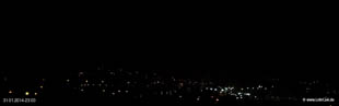 lohr-webcam-31-01-2014-23:00