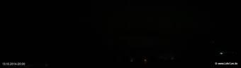 lohr-webcam-13-10-2014-20:00