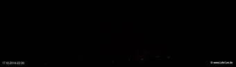 lohr-webcam-17-10-2014-22:30