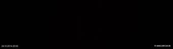 lohr-webcam-24-10-2014-23:00