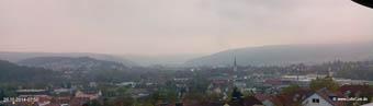 lohr-webcam-26-10-2014-07:50