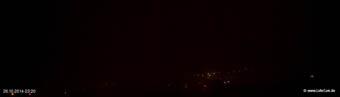 lohr-webcam-26-10-2014-23:20