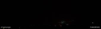 lohr-webcam-27-10-2014-02:20
