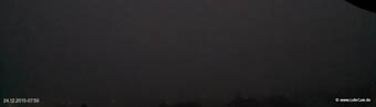 lohr-webcam-24-12-2015-07:50