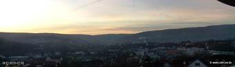 lohr-webcam-16-11-2015-07:30