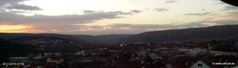 lohr-webcam-18-11-2015-07:50
