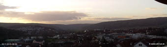 lohr-webcam-18-11-2015-08:30