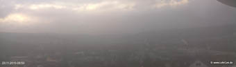 lohr-webcam-23-11-2015-08:50