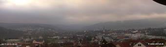 lohr-webcam-24-11-2015-08:40
