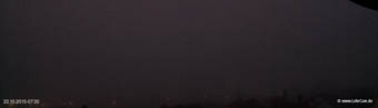 lohr-webcam-22-10-2015-07:30