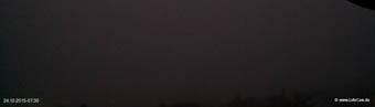 lohr-webcam-24-10-2015-07:30