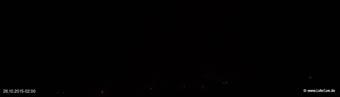 lohr-webcam-26-10-2015-02:00