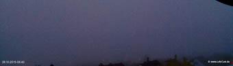 lohr-webcam-26-10-2015-06:40