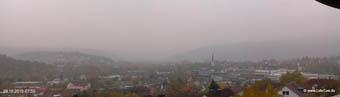 lohr-webcam-28-10-2015-07:50