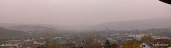 lohr-webcam-28-10-2015-11:00