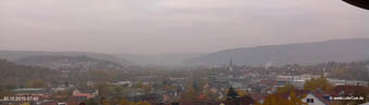 lohr-webcam-30-10-2015-07:40