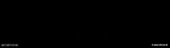 lohr-webcam-22-11-2017-21:40