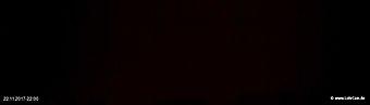 lohr-webcam-22-11-2017-22:00