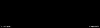 lohr-webcam-22-11-2017-22:40