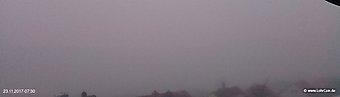 lohr-webcam-23-11-2017-07:30