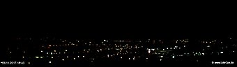 lohr-webcam-26-11-2017-18:40
