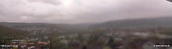 lohr-webcam-29-10-2017-07:40