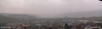 lohr-webcam-29-10-2017-07:50