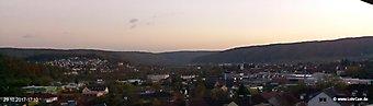 lohr-webcam-29-10-2017-17:10