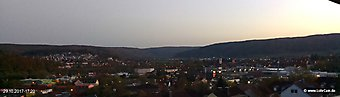 lohr-webcam-29-10-2017-17:20