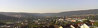 lohr-webcam-26-07-2018-07:30
