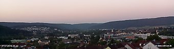 lohr-webcam-27-07-2018-05:40