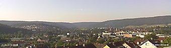 lohr-webcam-21-06-2018-08:00