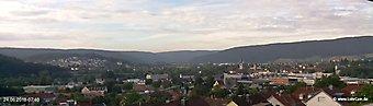 lohr-webcam-24-06-2018-07:40