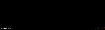 lohr-webcam-14-11-2018-06:40