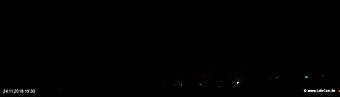 lohr-webcam-24-11-2018-19:30