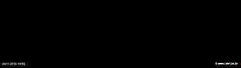lohr-webcam-24-11-2018-19:50