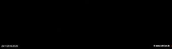 lohr-webcam-24-11-2018-20:20