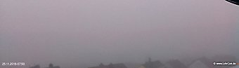 lohr-webcam-25-11-2018-07:50