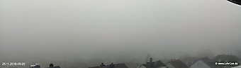 lohr-webcam-25-11-2018-09:20