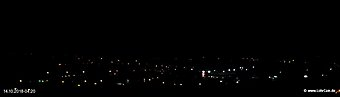 lohr-webcam-14-10-2018-04:20