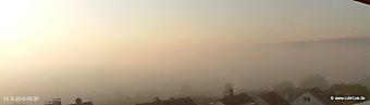 lohr-webcam-14-10-2018-08:30