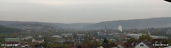 lohr-webcam-23-10-2018-07:50