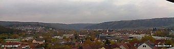 lohr-webcam-28-10-2018-07:40